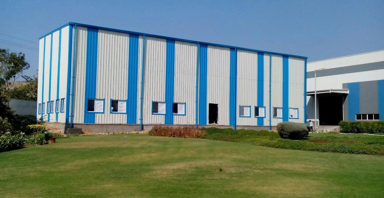 Pre Engineered Steel Buildings Aew